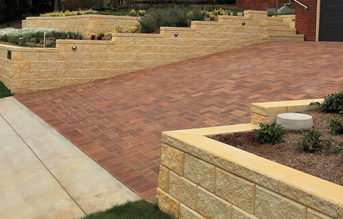 Greenway Landscapes - Retaining Walls